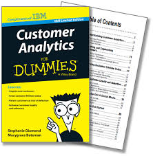 customer analytics for dummies with contents